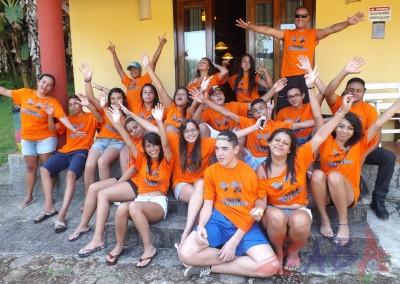 Viagem 2013- Colégio Sesi A.E. Carvalho