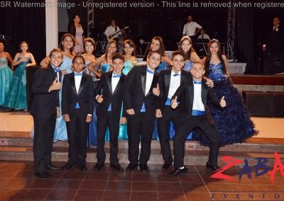 Baile de Formatura 2013 – Sesi A.E. Carvalho