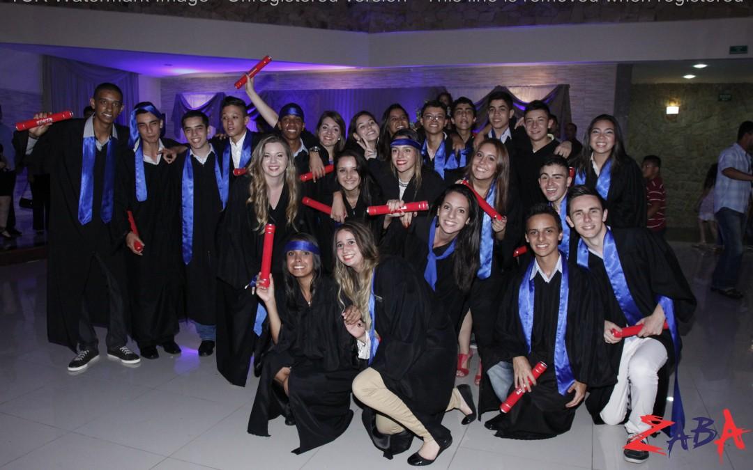 Colação 2014 – Sesi Carrão